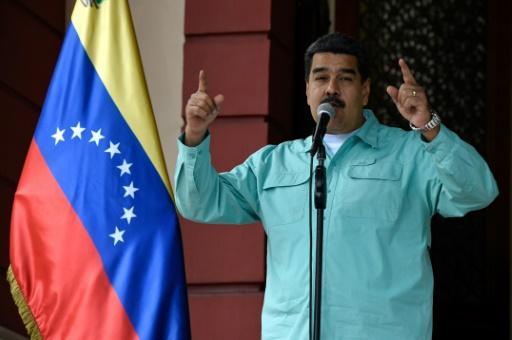 Venezuela: vote symbolique du Parlement pour juger Maduro