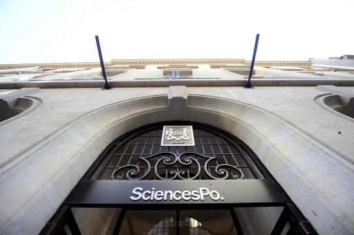 Universités: l'accès principal à Sciences Po Paris fermé en raison d'une occupation (AFP)