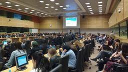 Didier Reynders rencontre des écoliers pour parler d'Europe