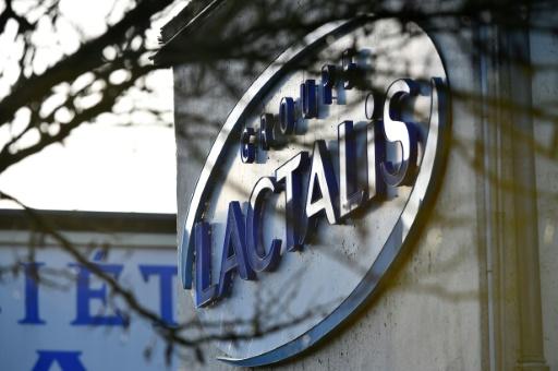 Lactalis: étonnamment peu de salmonelloses hors de France