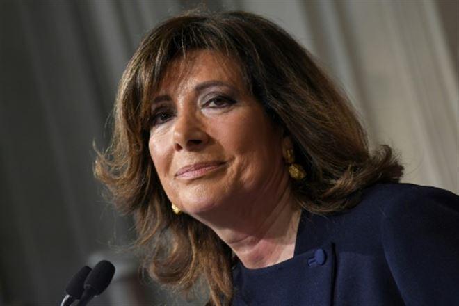 Italie- la présidente du Sénat chargée de trouver une majorité gouvernementale d'ici vendredi