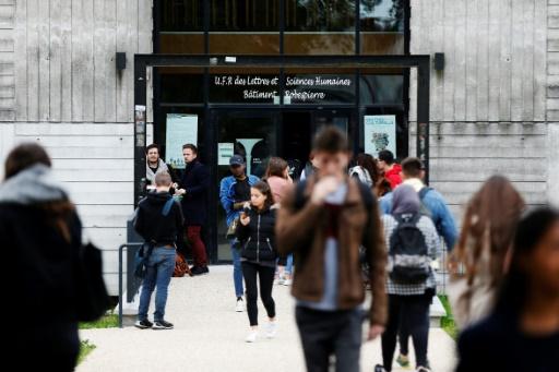 Universités: le principal campus de Rouen fermé jusqu'à lundi matin après des blocages