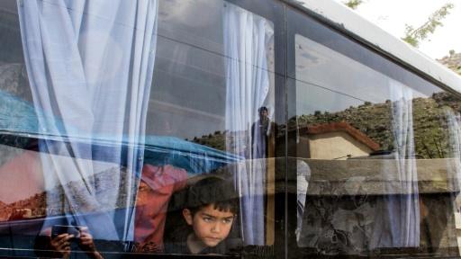 Des centaines de réfugiés syriens quittent le Liban pour rentrer en Syrie