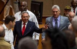 Cuba: Miguel Diaz-Canel seul candidat pour succéder à Raul Castro