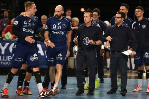 Handball: tenu en échec, Montpellier conserve ses chances