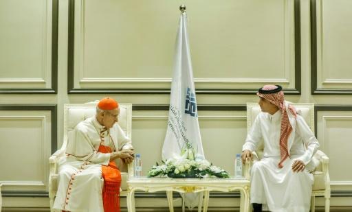 Un cardinal français reçu à Riyad par un organisme saoudien anti-extrémisme