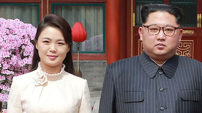 Kim Jong Un décerne à son épouse le titre de