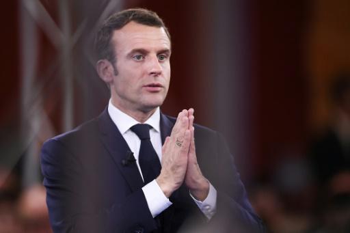 L'élection de Macron est une
