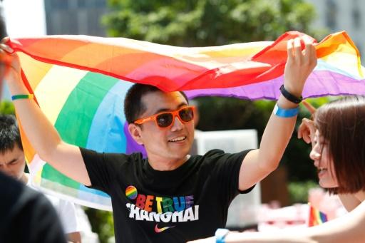 Chine: malgré une victoire, l'homosexualité reste absente des écrans