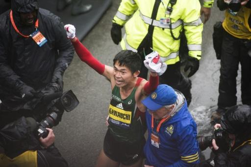 Marathon de Boston: le vainqueur japonais, modeste agent administratif, va quitter son travail