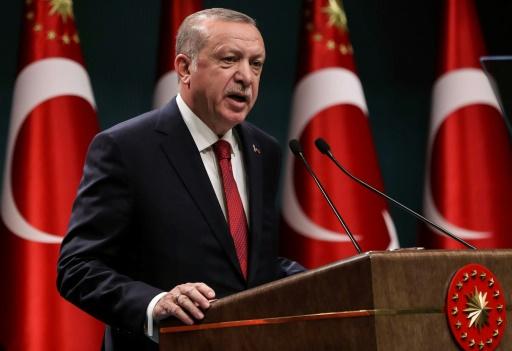 Elections anticipées en Turquie: un pari non dénué de risques pour Erdogan