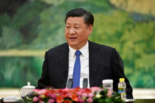 Le régime chinois est