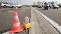 Moins d'excès de vitesse recensés lors du