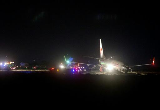 Népal: l'aéroport de Katmandou fermé après une sortie de piste