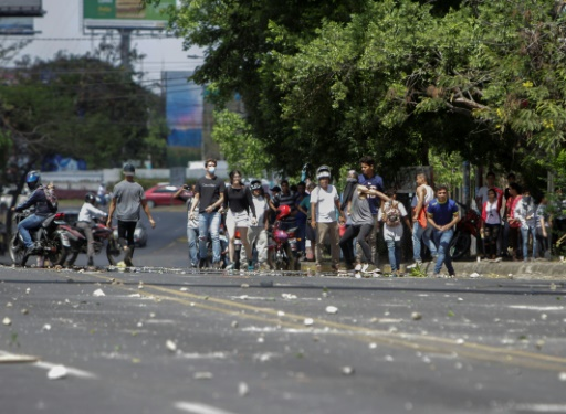 Nicaragua: au moins deux morts dans des manifestations