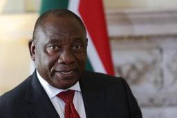 Le président sud-africain quitte en urgence le sommet du Commonwealth