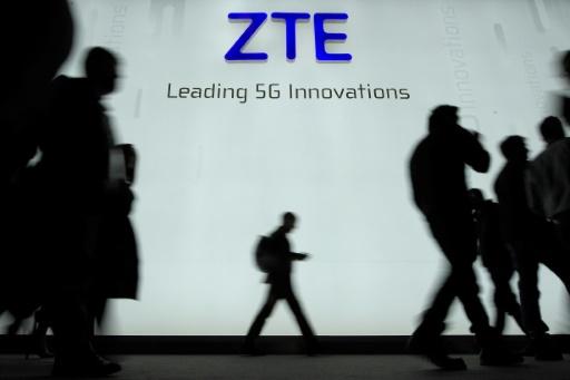 Le chinois ZTE veut se défendre contre les sanctions américaines le visant