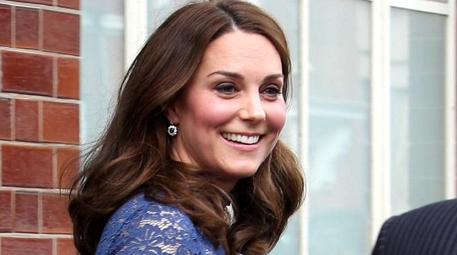Son accouchement serait IMMINENT — Kate regagne Londres