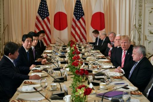 Face aux attaques commerciales de Trump, la partie est délicate pour le Japon