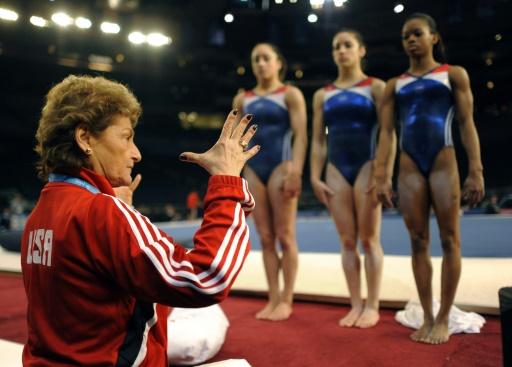 Affaire Nassar: les Karolyi, entraîneurs de gymnastique, se défendent