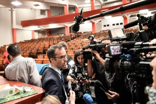 Tolbiac: pas de reprise des cours avant septembre, selon son directeur