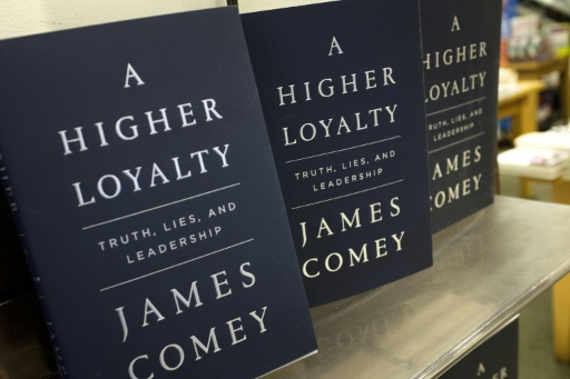 La colère de Trump contre l'ex-chef du FBI ne retombe pas