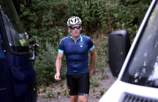 Cyclisme: Armstrong ou le dopage tous azimuts