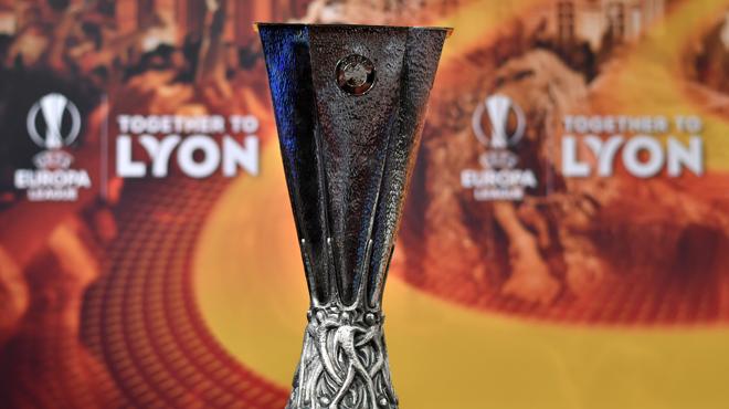 Le trophée de l'Europa League volé au Mexique puis…retrouvé par la police