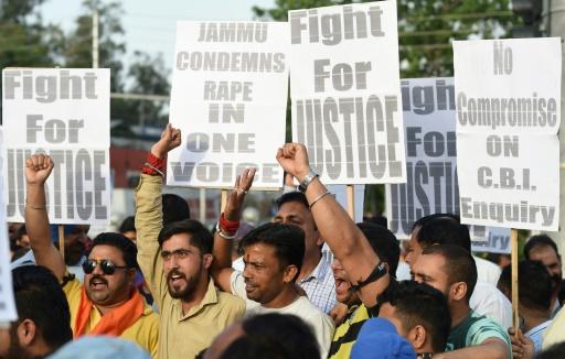 En Inde, le viol d'une fillette musulmane avive les tensions communautaires