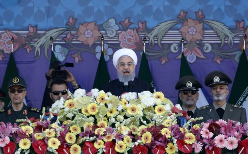 Protestations en Iran: Rohani critique l'inaction des responsables