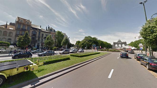 Une coupure de courant prive d'électricité une partie de Bruxelles