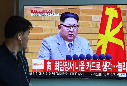 Corée du Nord: les étapes-clés des programmes balistique et nucléaire