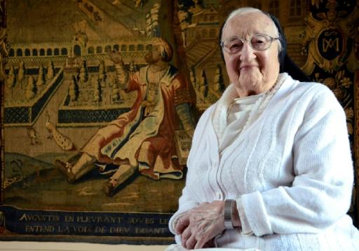 Décès de Soeur Agnès-Marie Valois, l