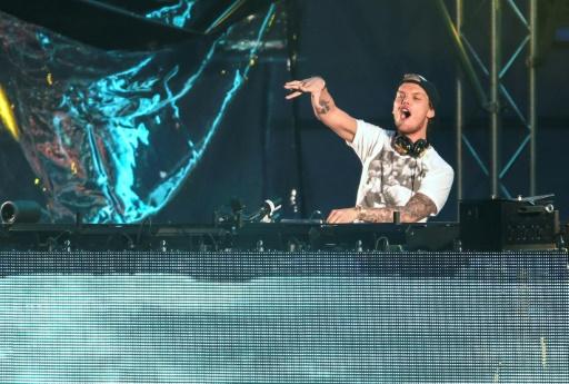 Décès du DJ Avicii: