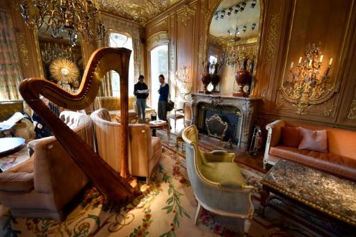 7,3 millions d'euros pour le mobilier du Ritz: un tabac