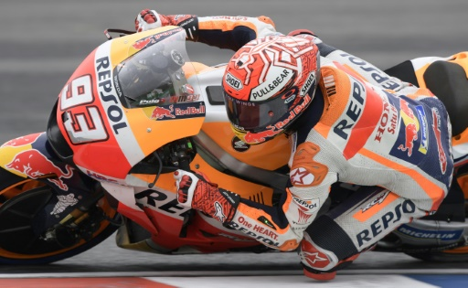 GP des Amériques: 6e pole d'affilée à Austin pour Marquez en MotoGP