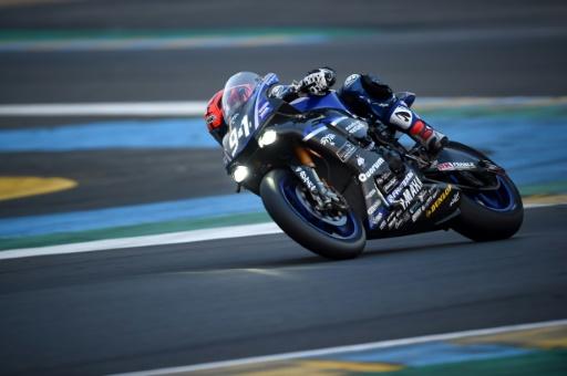 24 Heures du Mans moto: la Yamaha N.94 en tête au tiers de la course