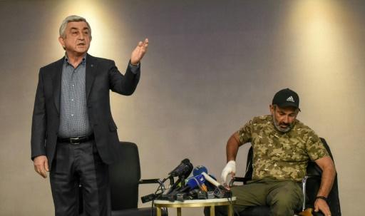 Arménie: une rencontre entre le Premier ministre et le chef de la contestation tourne court