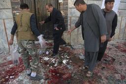 Afghanistan: le bilan de l'attentat-suicide de Kaboul grimpe à 31 morts