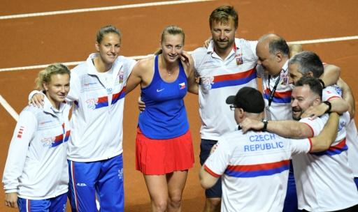 Fed Cup: sixième finale en 8 ans pour les Tchèques, dominatrices en Allemagne