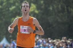 10 Miles et marathon d'Anvers - Le Marocain Agourram s'impose et barre la route à une 6e victoire de Nick Van Peborgh