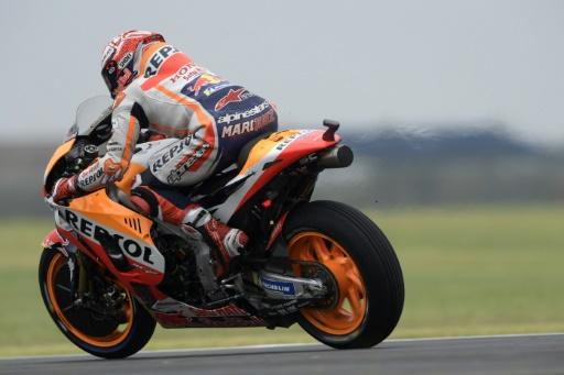 GP des Amériques: Marquez triomphe encore à Austin en MotoGP