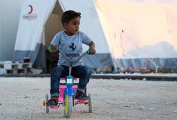 Conflit en Syrie - Conférence des donateurs: