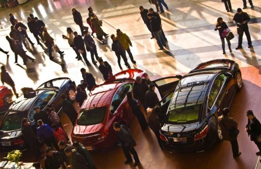 Salon auto de Pékin: sûre de sa force, la Chine s'ouvre au monde
