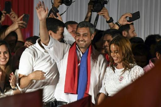 Paraguay: Mario Abdo Benitez, président au passé familial encombrant