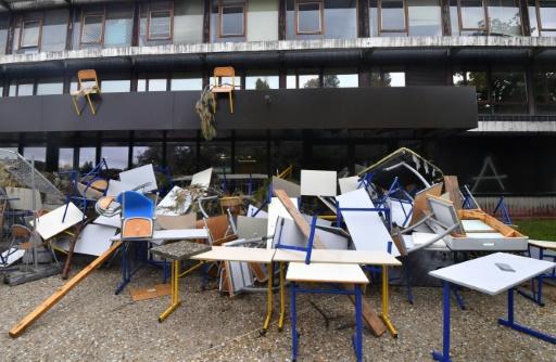 Montpellier: intervention policière en cours à l'université Paul Valéry bloquée depuis mi-février