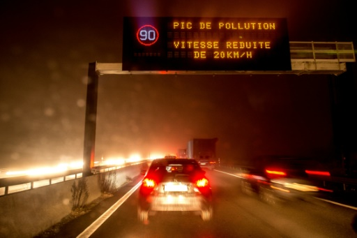 Nord et Pas-de-Calais: fin de l'alerte à la pollution aux particules fines