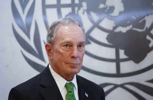 Michael Bloomberg promet 4,5 millions de dollars pour l'accord de Paris