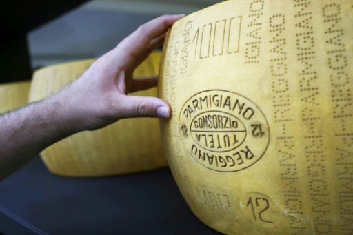 147.000 tonnes en 2017: la fabrication de parmesan bat des records