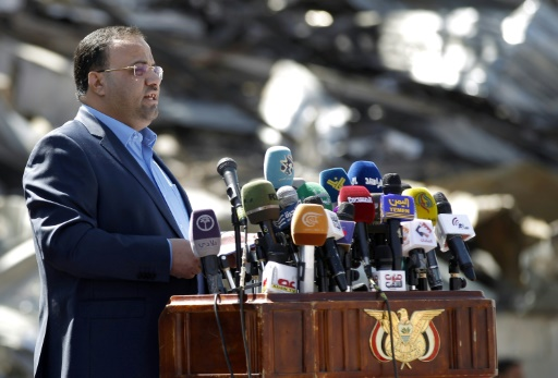 Yémen: le chef politique rebelle tué par la coalition, selon les insurgés